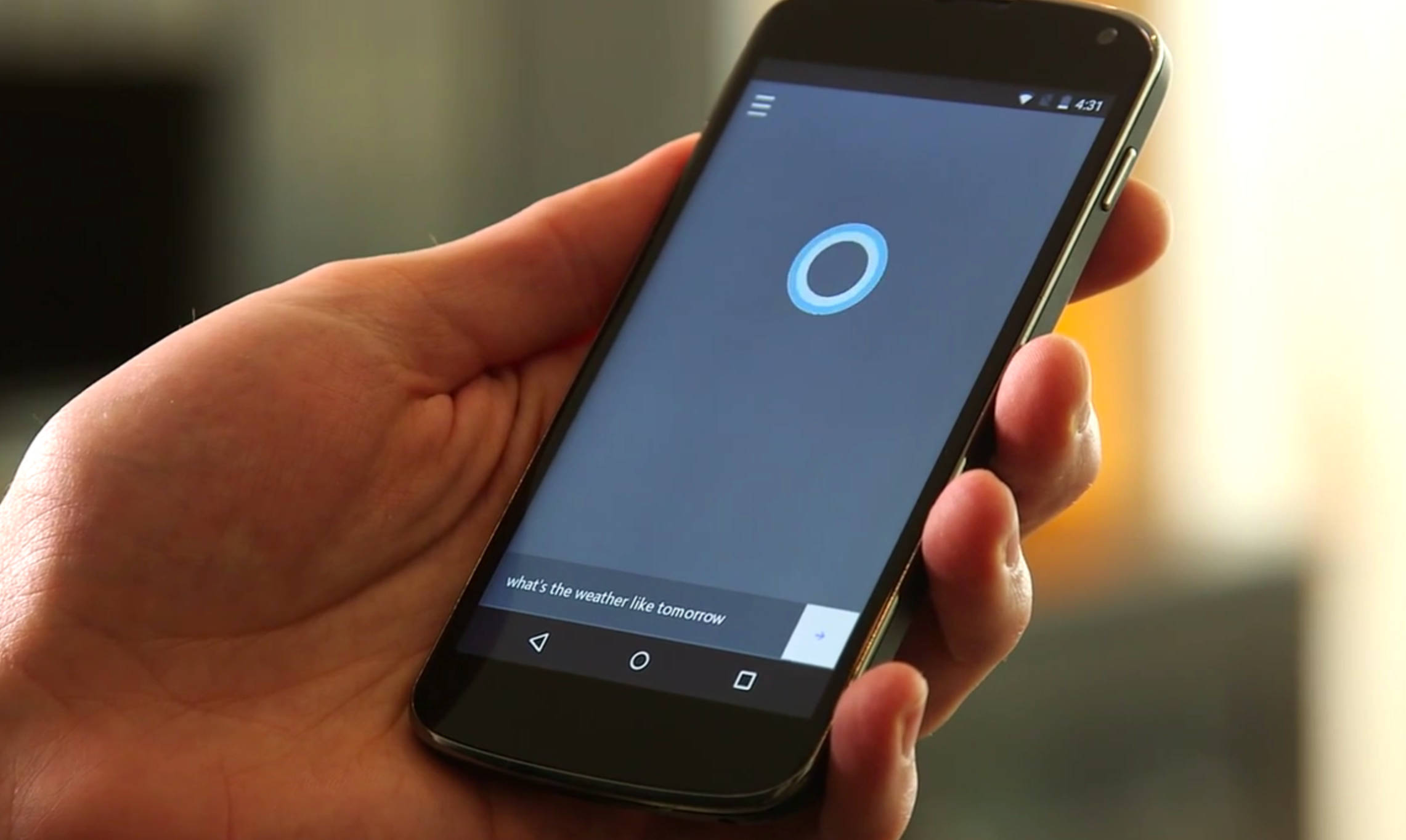 Microsoft Cortana Amazon Alexa Asystent Google