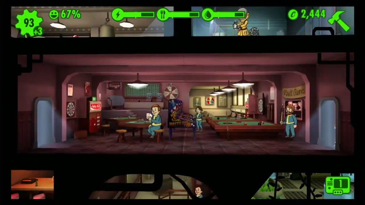 Fallout shelter playmobil - a2c