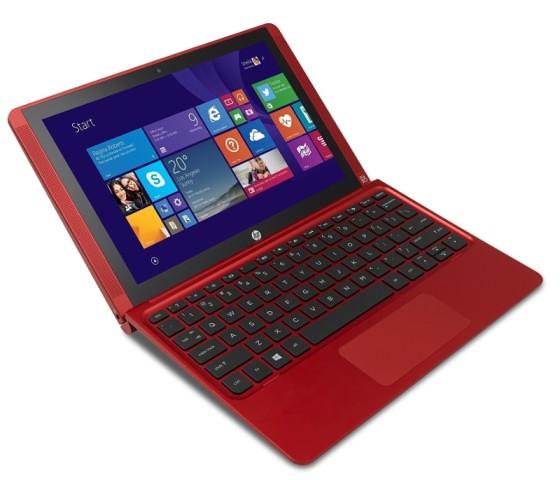 New HP 2-in-1 device (PRNewsFoto/Microsoft Corp.)