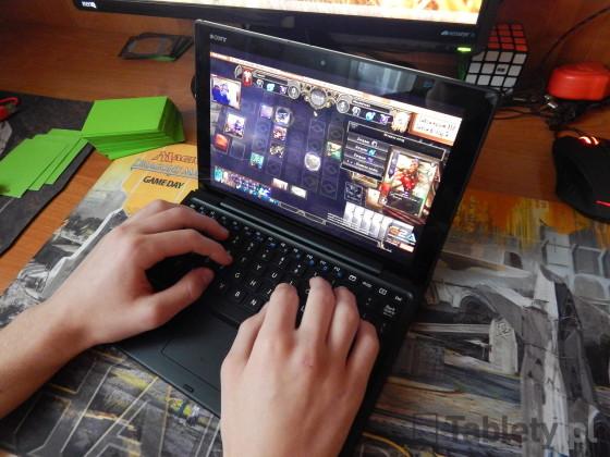 Sony Xperia Z4 Tablet 20
