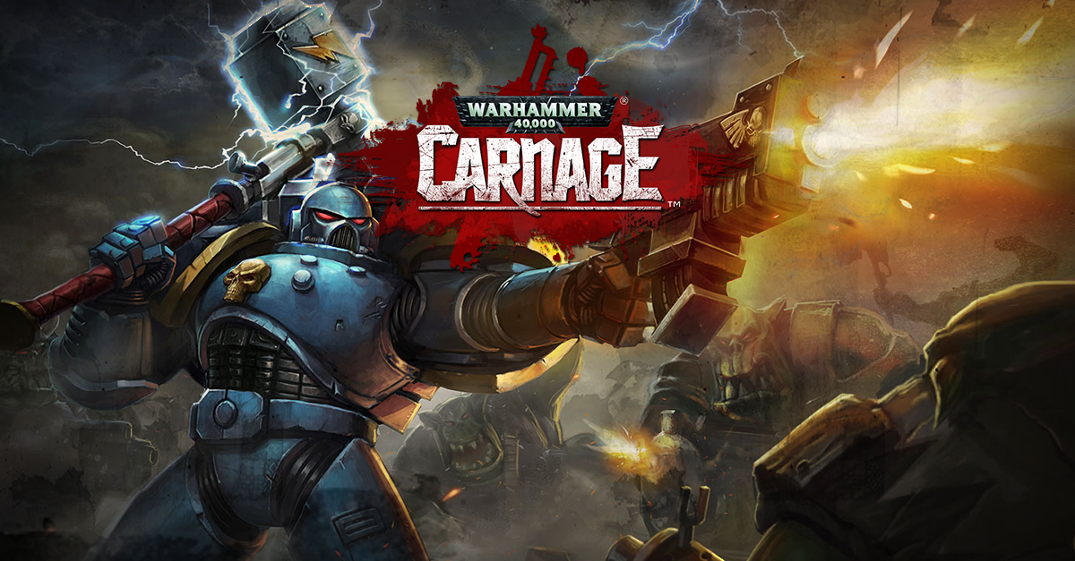 Warhammer 40 000 Carnage