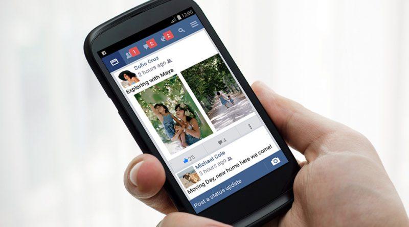 Facebook Lite dark mode tryb ciemny motyw jak włączyć