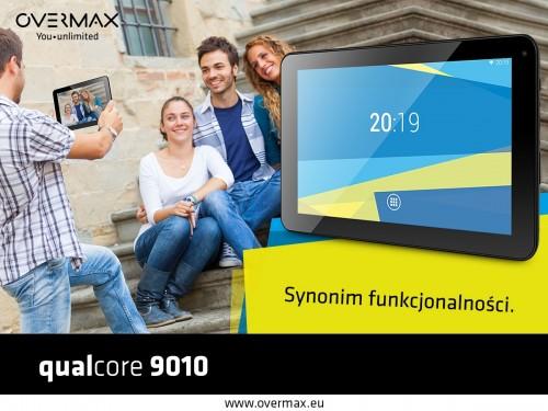 Overmax Qualcore 9010