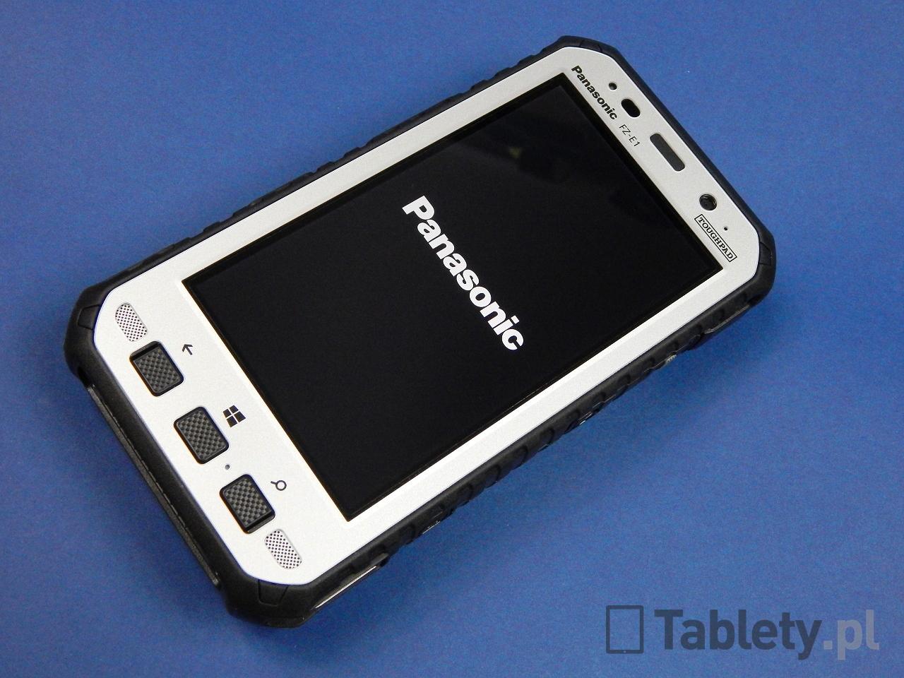 Panasonic ToughPad FZ-E1 01