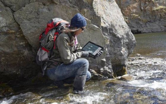 Dell Lattitude 12 Rugged Tablet