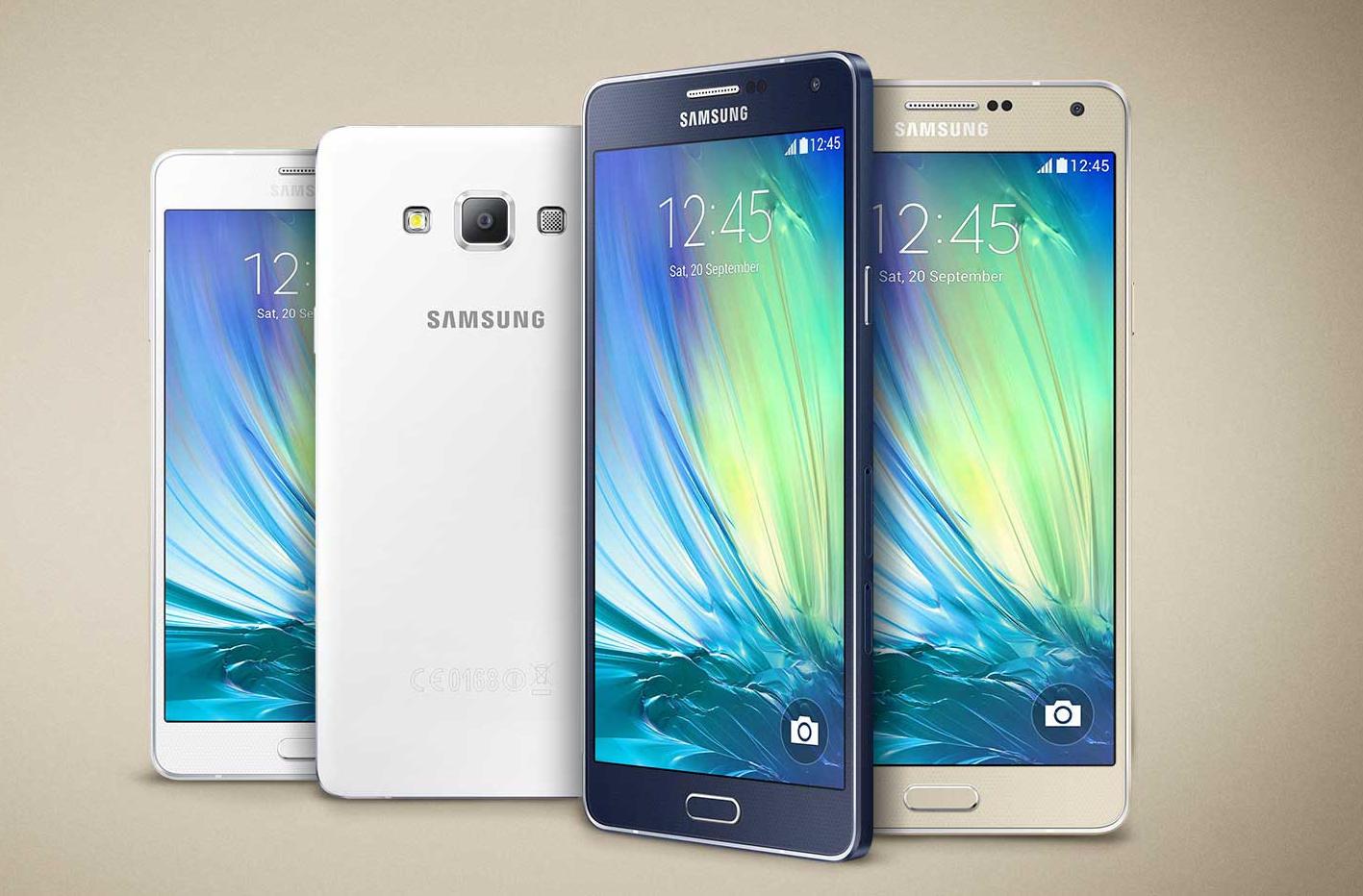 Samsung Galaxy A7 I A5 2016 Dostaja Androida 601