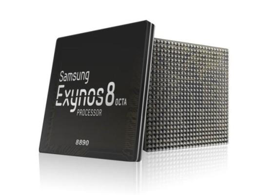 Exynos 8 Octa