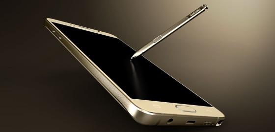 Samsung Galaxy Note 5 Winter Edition
