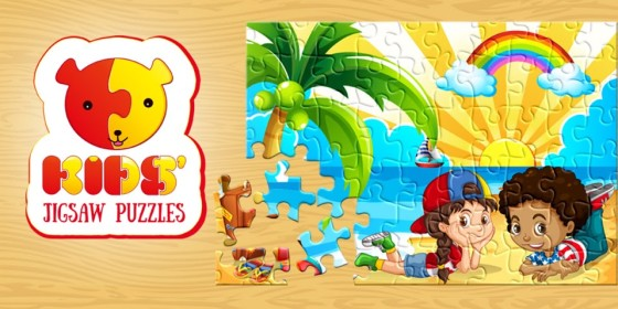 kids' jigsaw Puzzles-for-kids-android