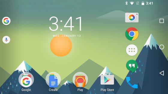 Google 5.8 beta