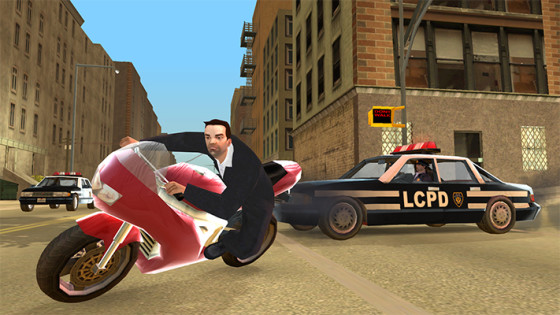 Grand Theft Auto Liberty City