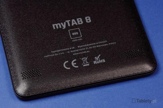 MyPhone MyTab 8 07