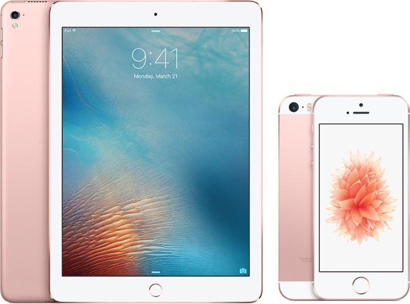 iPad Pro i iPhone SE