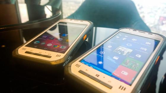 Android oraz Windows 10