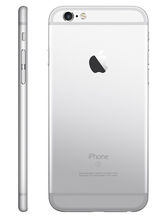 iPhone-6S-Silver-Back-Side