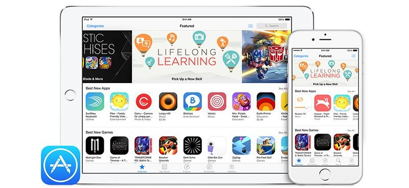 App Store iTunes