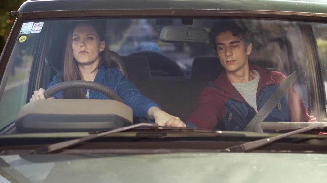 Kierowcy smartfony