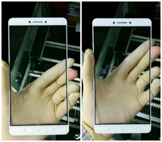 Xiaomi-Max-display-glass-leak