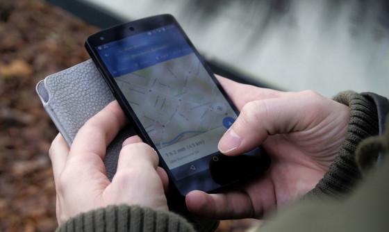 Android smartfony