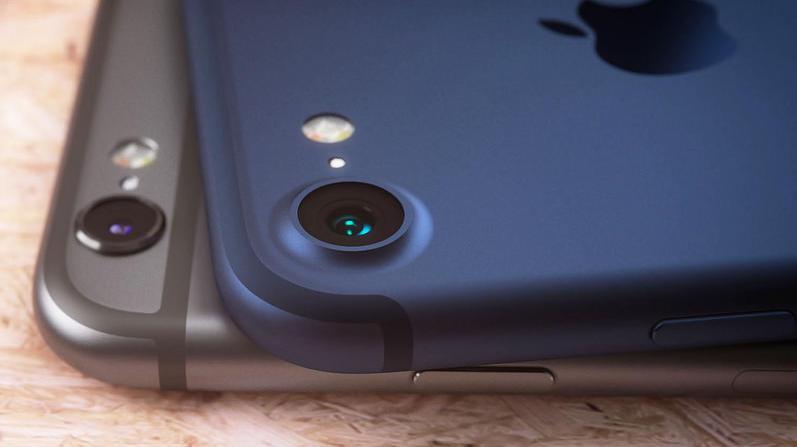 iPhone 7 Deep Blue