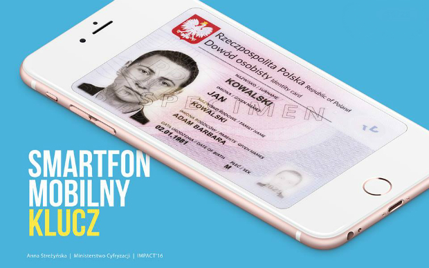 mObywatel Android dowód w smartfonie