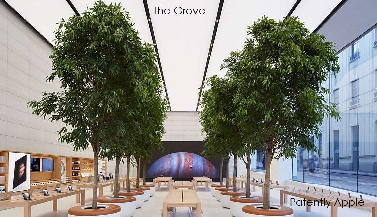 The Apple Grove