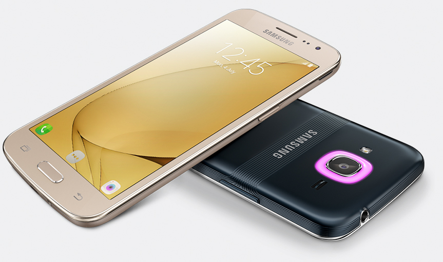 Samsung Galaxy J2 (2016) ze Smart Glow