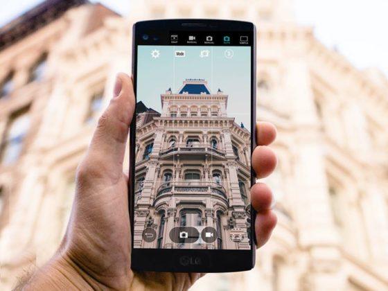 LG V20 oficjalne zdjęcie