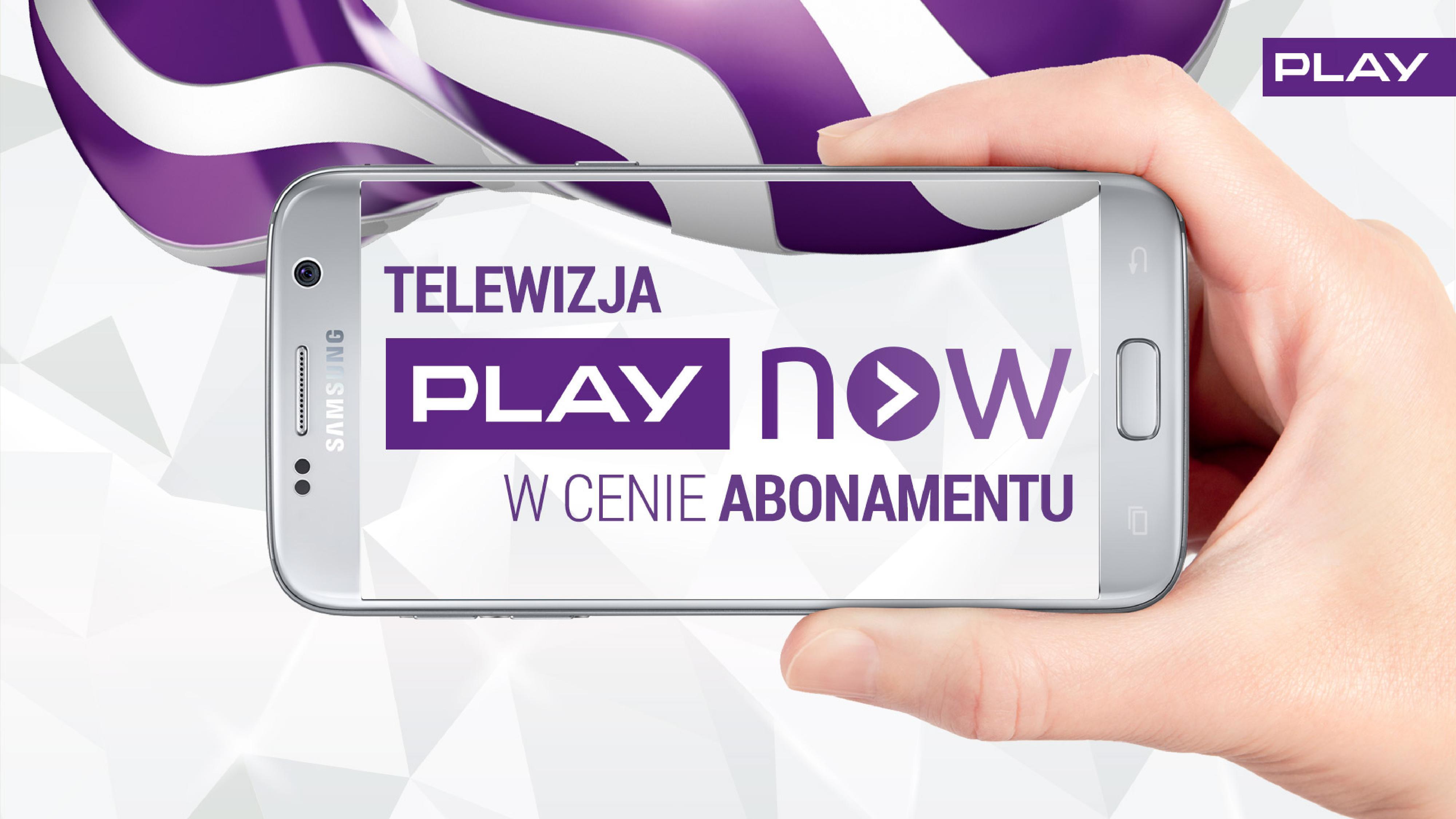 Play Now - telewizja Play