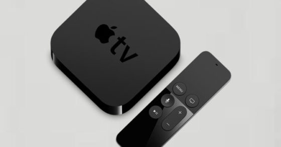 Apple TV 4. generacji Siri Apple TV 5 tvOS 11