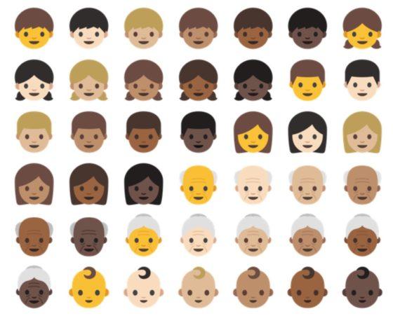 emoji nougat