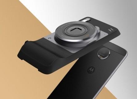 Hasselblad True Zoom Lenovo Moto Z Play