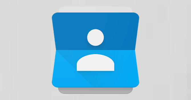 Kontakty Google Contacts