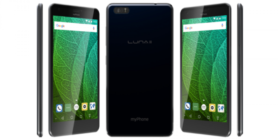 myPhone Luna II