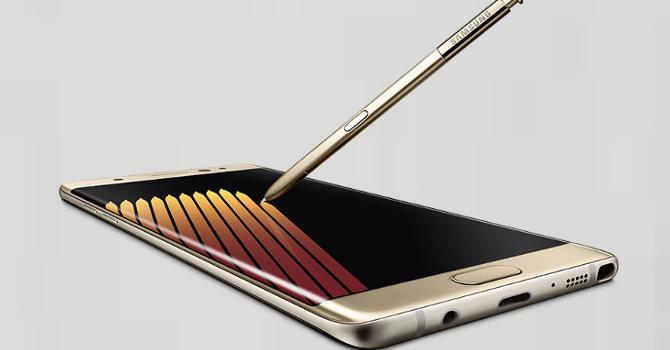 Samsung Galaxy Note 7 przedsprzedaż