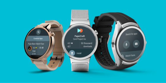 Android Wear 2.0 Developer Preview 3