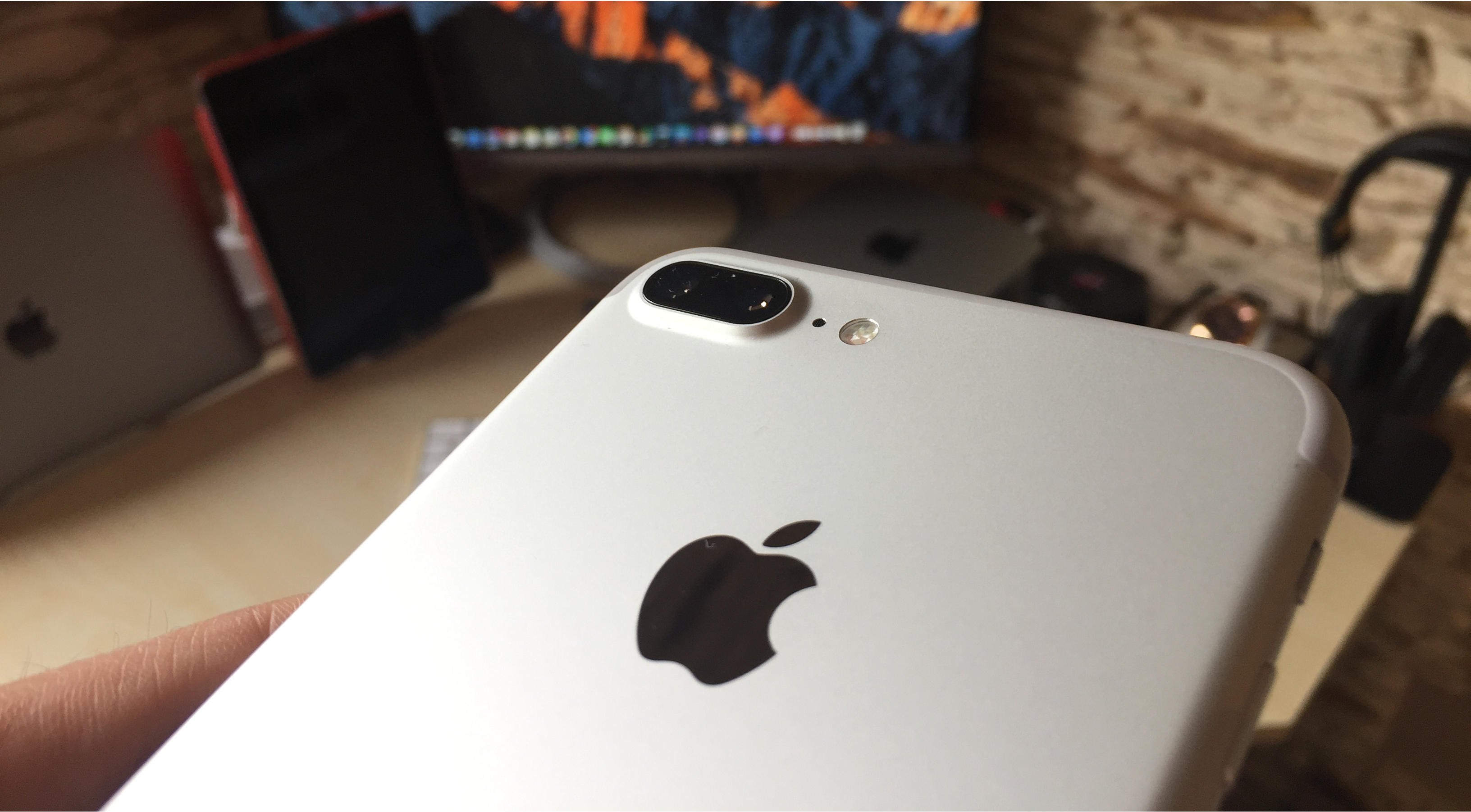 Apple iPhone 7 Plus test recenzja opinia