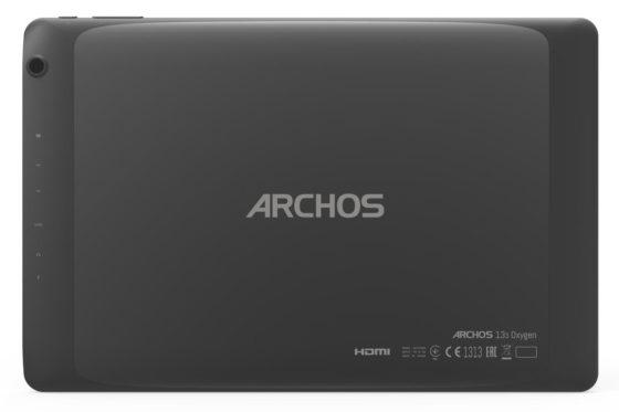 archos 133 oxygen 13 3 tablet w przyst pnej cenie ifa. Black Bedroom Furniture Sets. Home Design Ideas