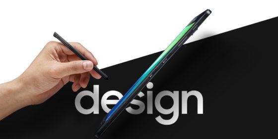 Samsung Galaxy Tab A 2016 z S Pen