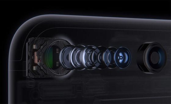 iPhone 7 iSight