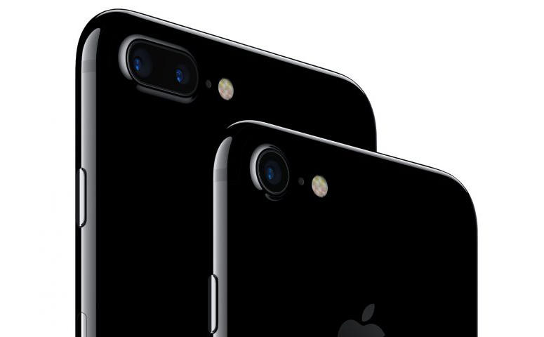 Apple iPhone 7 Plus i iPhone 7 Jet Black