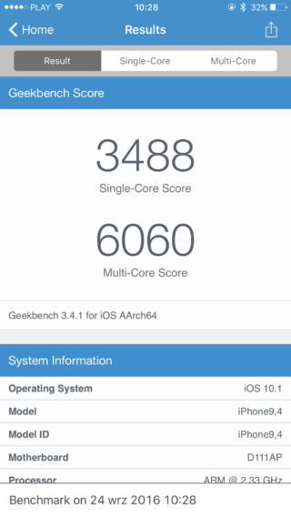 Apple iPhone 7 Plus test recenzja opinia