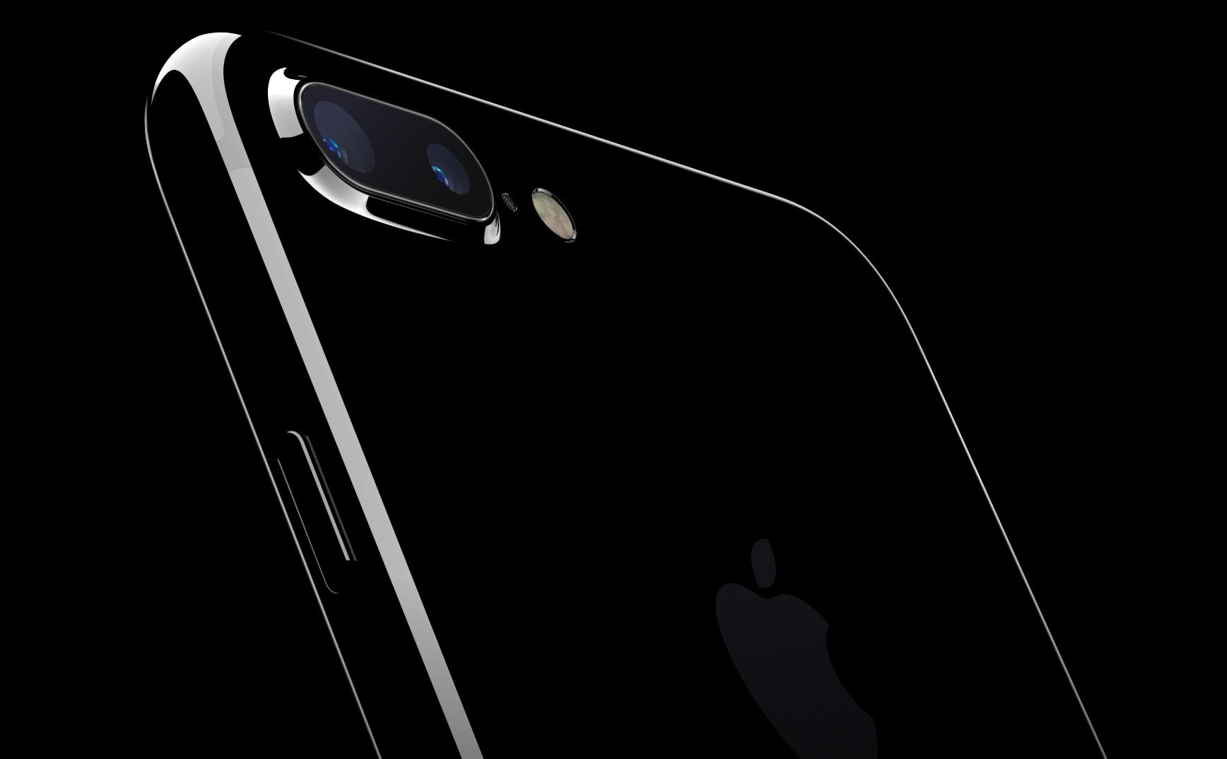 Apple iPhone 7 Plus iSight Jet Black