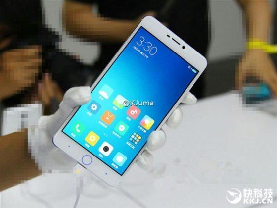 Xiaomi Mi 5s zdjęcia