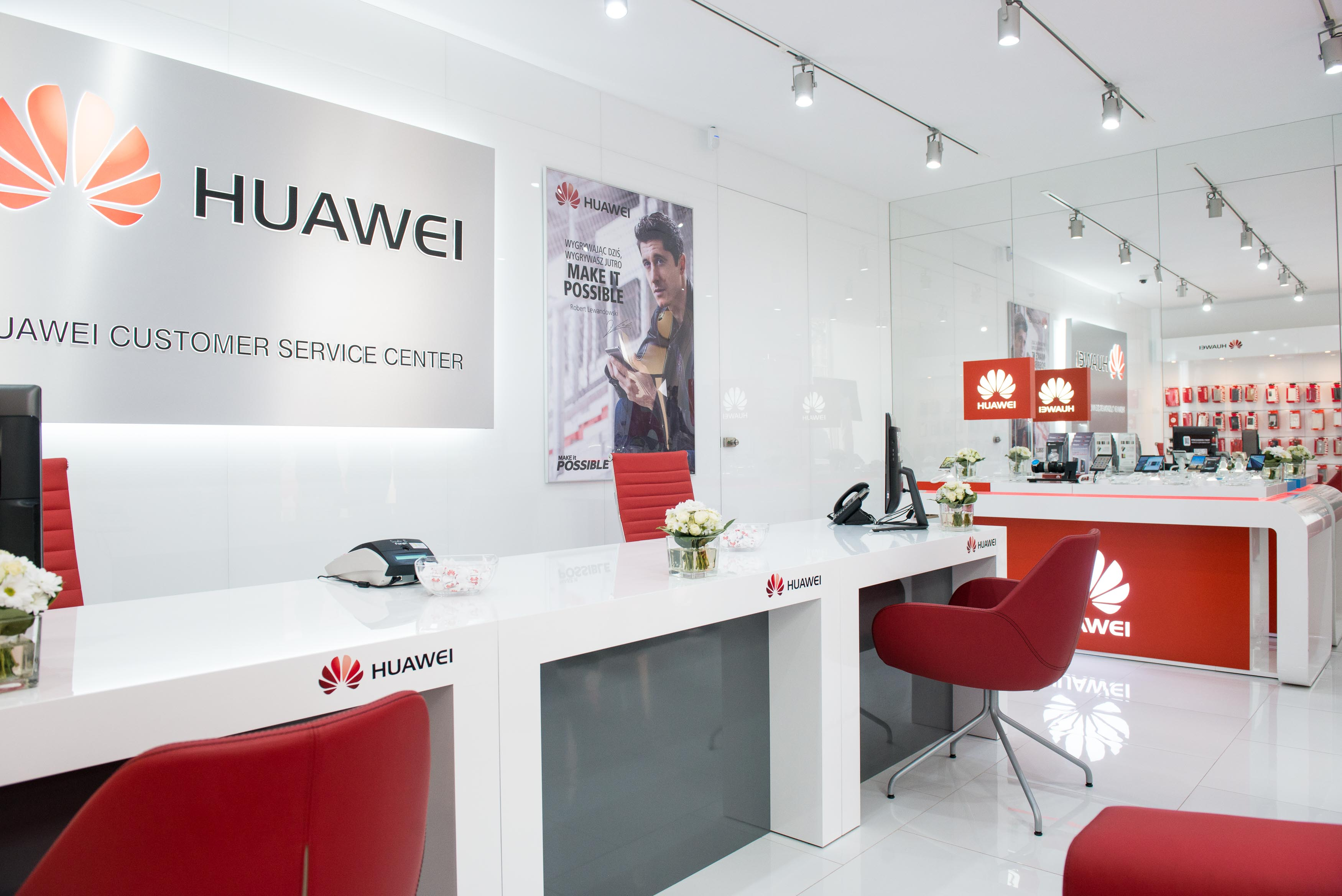 Huawei hotline 24/7 infolinia