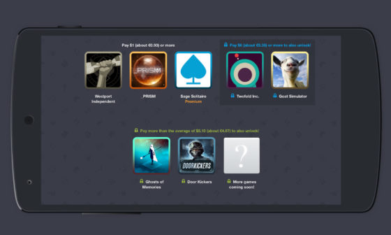 Humble Bundle Mobile 21