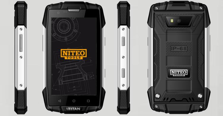 myPhone Titan by Niteo Tools Biedronka