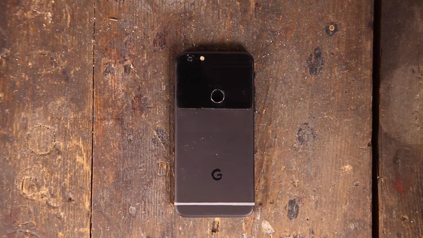 pixel google iphone 6s
