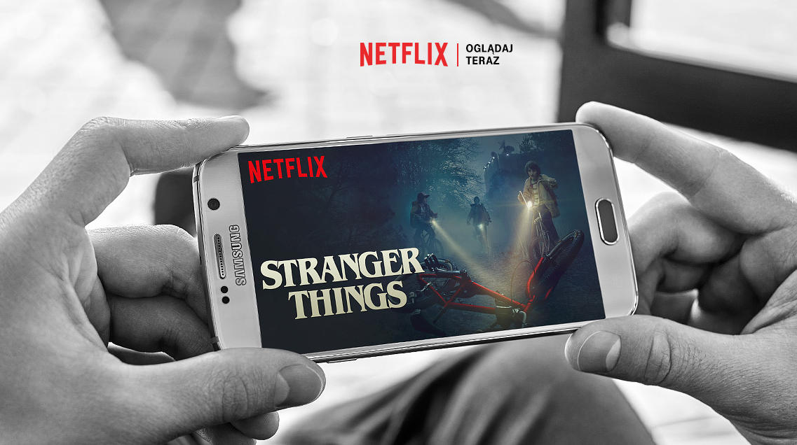 Netflix w T-Mobile Bez Limitu