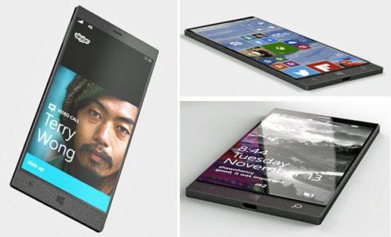 Dell Windows 10 Mobile Phone